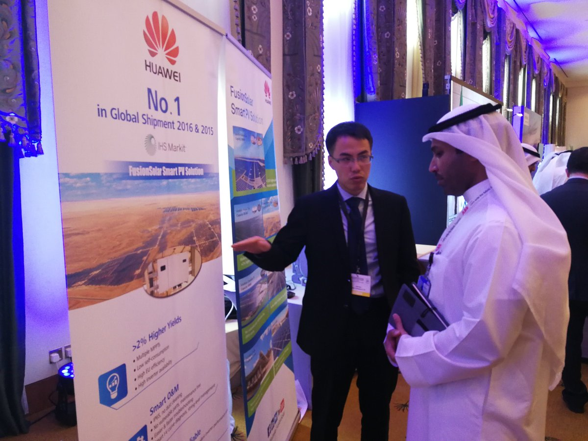 Huawei FusionSolar on Twitter: