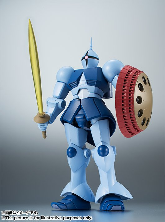 ROBOT魂 機動戦士ガンダム  YMS-15 ギャン ver. A.N.I.M.E.に関する画像13