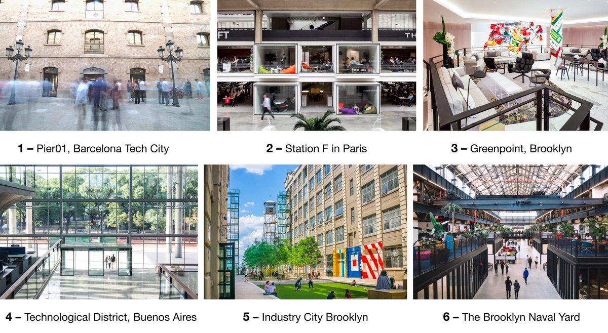 Barcelona Tech City On Twitter Six Of The Best Global Innovation