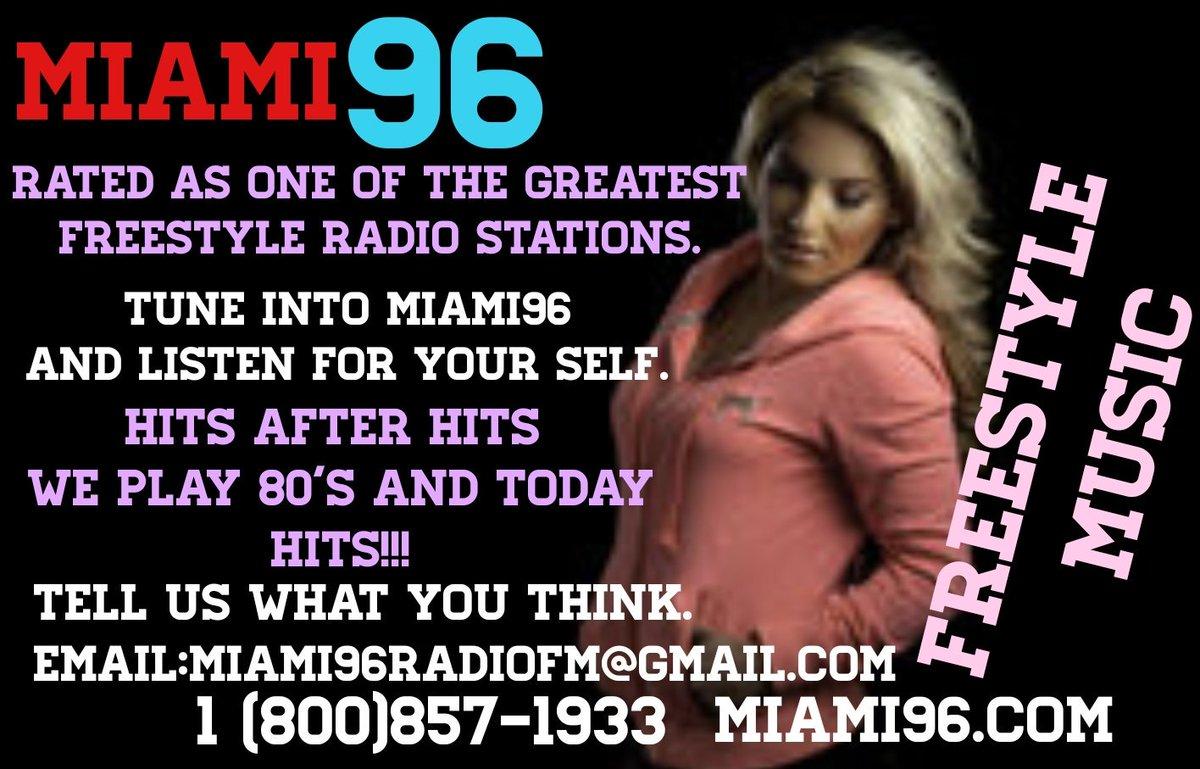 Miami 96 (@Miami96radio) | Twitter