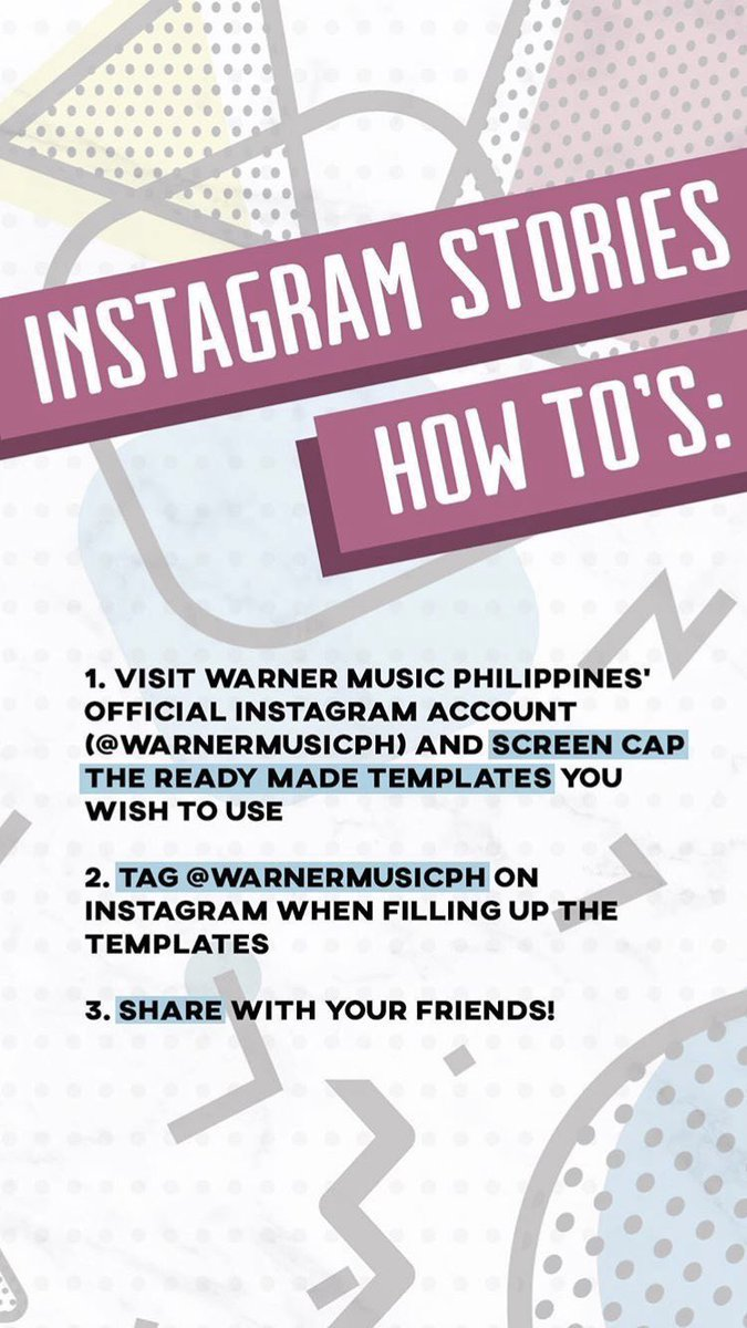 Warner Music Philippines on Twitter: