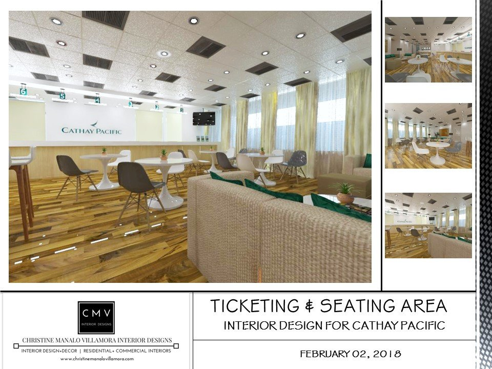 Cmv Interior Designs On Twitter Cathay Pacific Proposed Ticketing Office Https T Co Qdhr37t0se