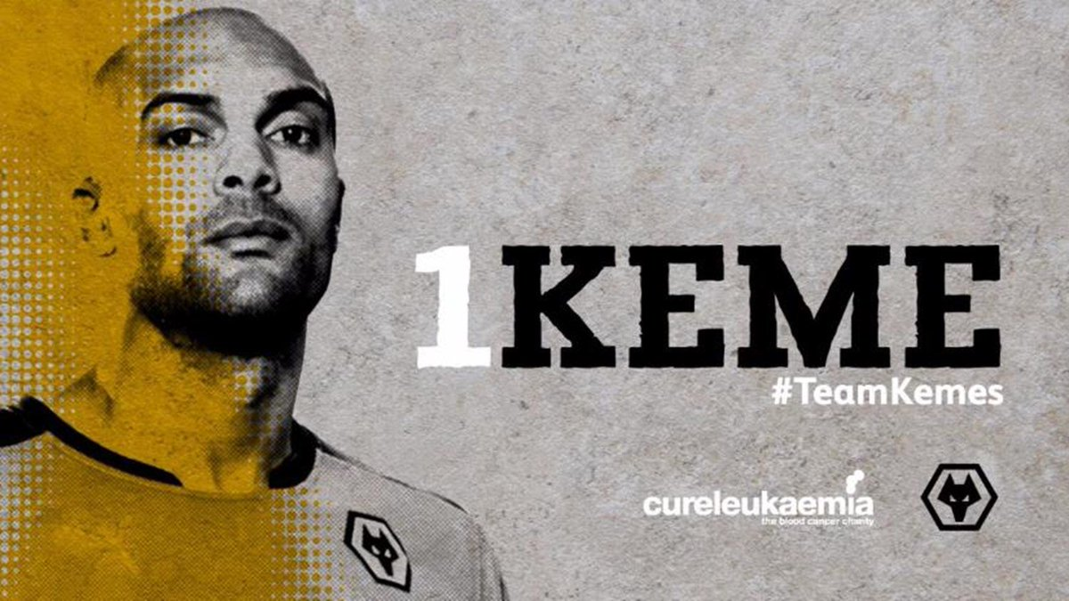 A collection of Wolves staff are taking part in a staff fundraising event this coming Sunday, the Wolf Run, to raise money for @CureLeukaemia, in support of @Carl_Ikeme.   If you would like to donate, you can do so via the link below. #TeamKemes  📝👇