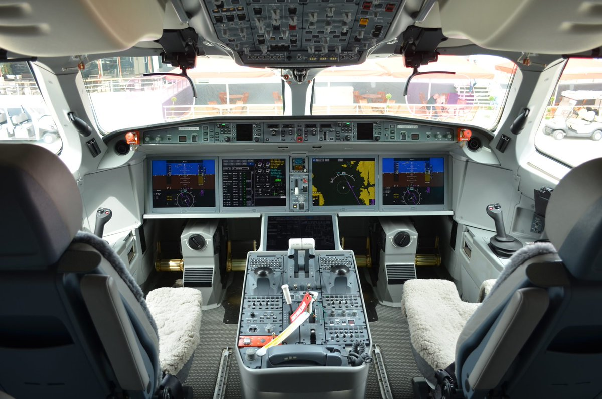 Enrique Perrella On Twitter Quot The Flight Deck Of The