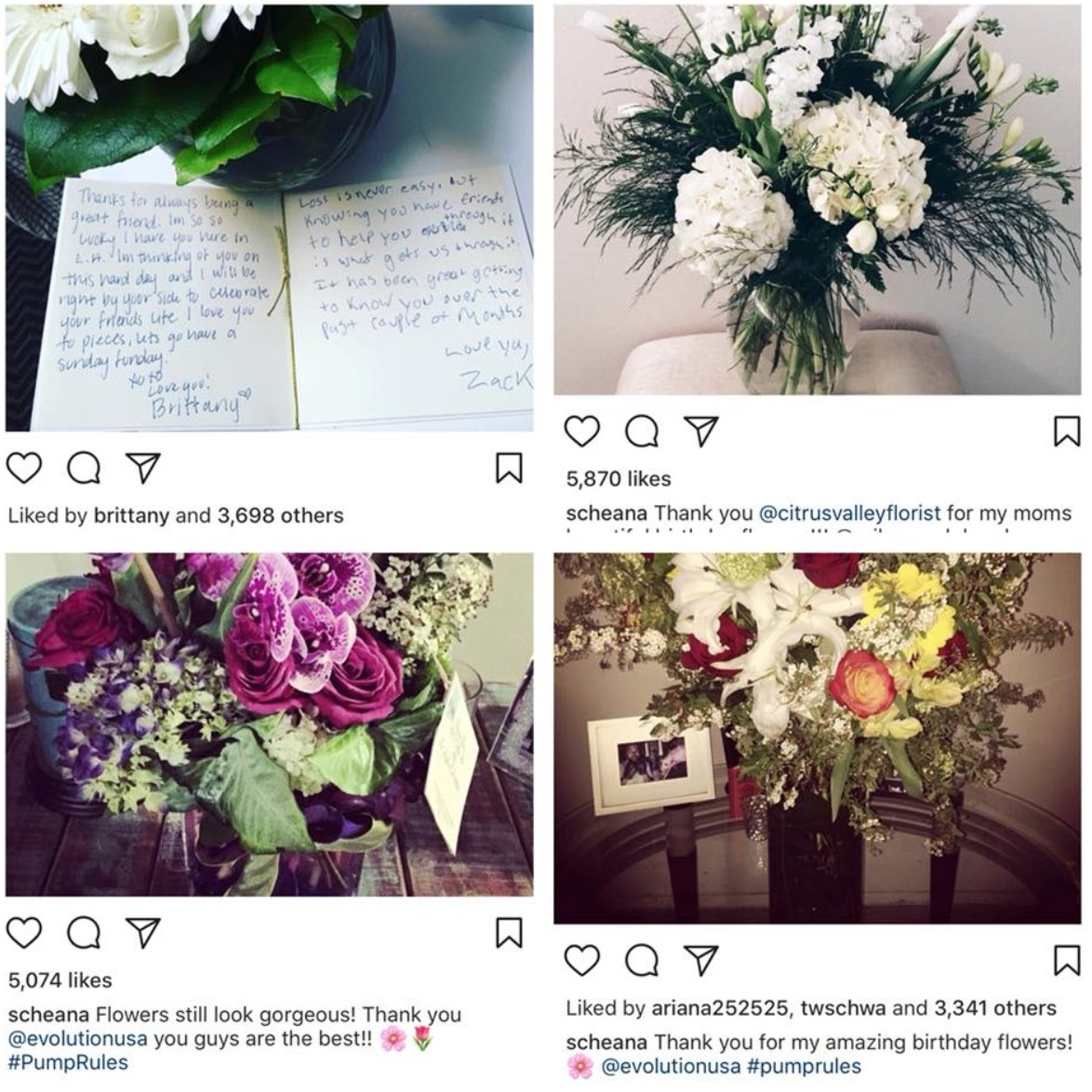 Loveandyc on twitter pumprules photo credit shanan anthony loveandyc on twitter pumprules photo credit shanan anthony scheana im not a flower person really also scheana izmirmasajfo