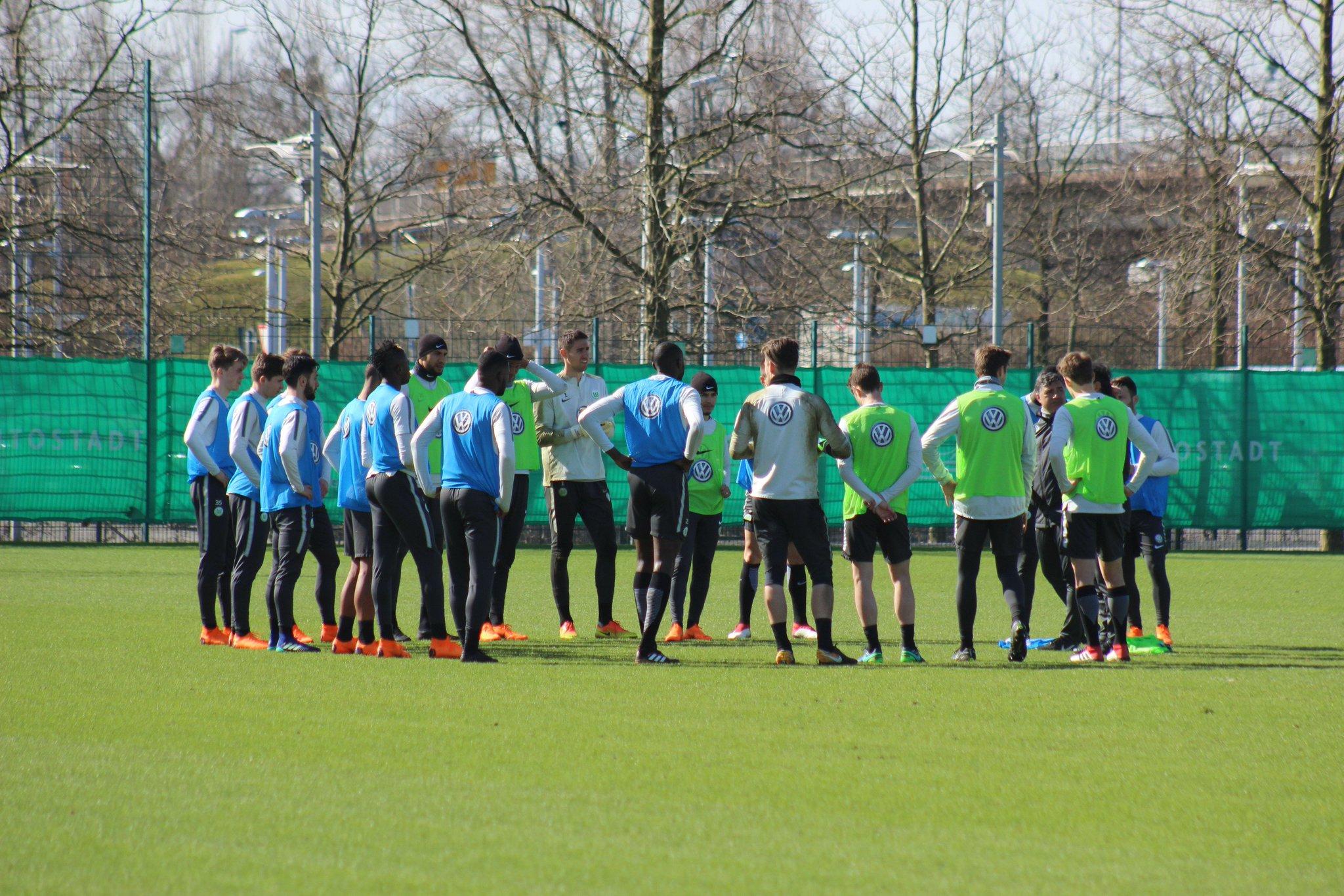Wolfsburg Twitter