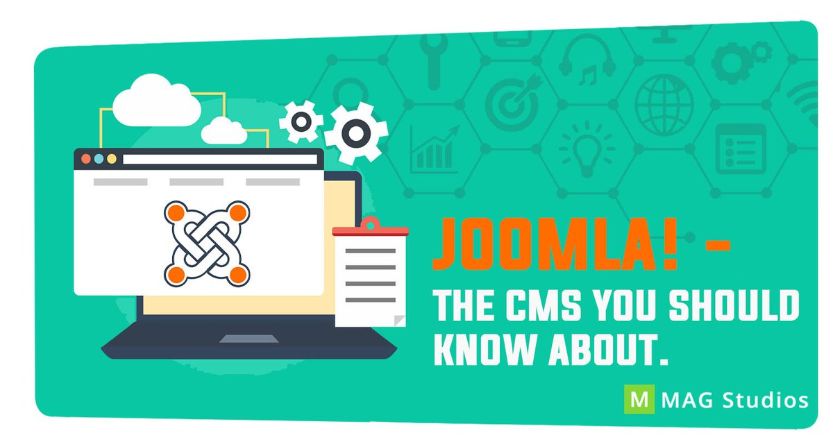 Most people still ask 'Which is the best CMS to use? ' and with no doubt in mind, we answer that the king of all CMS is hands down - Joomla! Read to check out why:    https:// goo.gl/mFNx4T      #joomla #webdevelopment #websitedevelopment #joomlawebsite <br>http://pic.twitter.com/tQ2cFIE30S