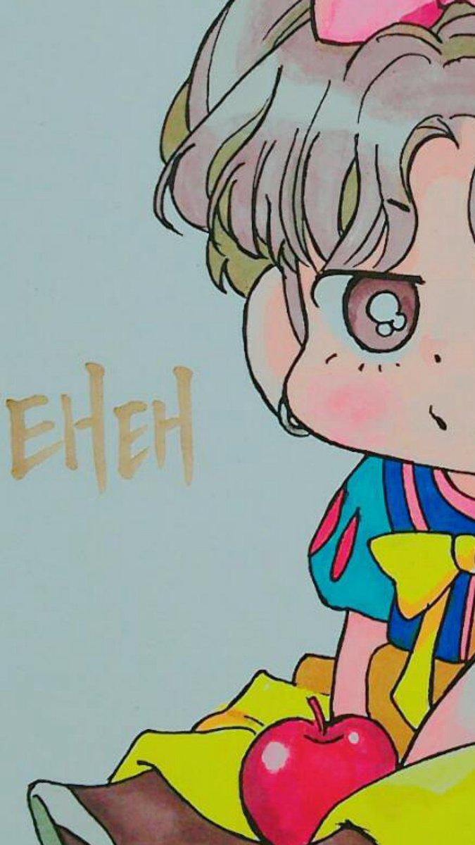 Van Hoo Hoo羽千つかさ على تويتر 娘に頼まれて描きました