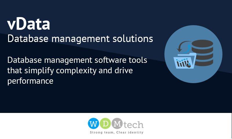 vData - Database management software tools that simplify complexity and drive performance  http:// goo.gl/nJRQs1     #ExportData #ImportData #Export #DataMigration #DatabaseTool #MigrationTools #Feeds #FeedsGenerator #DataReport #database #mysql #joomla2.5 #joomla3.x #cms<br>http://pic.twitter.com/StmAZtrfaw
