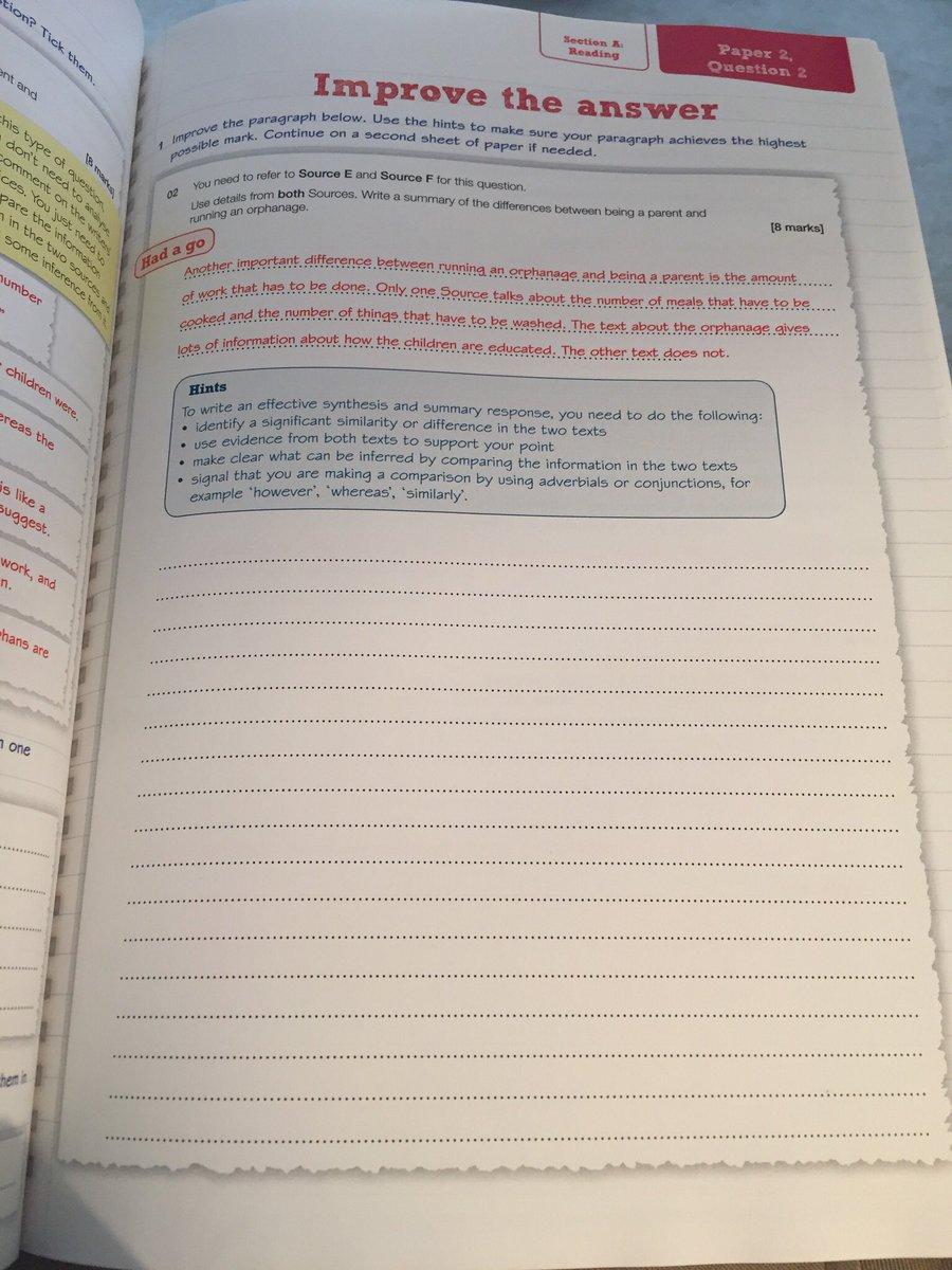 how to mark a book summary