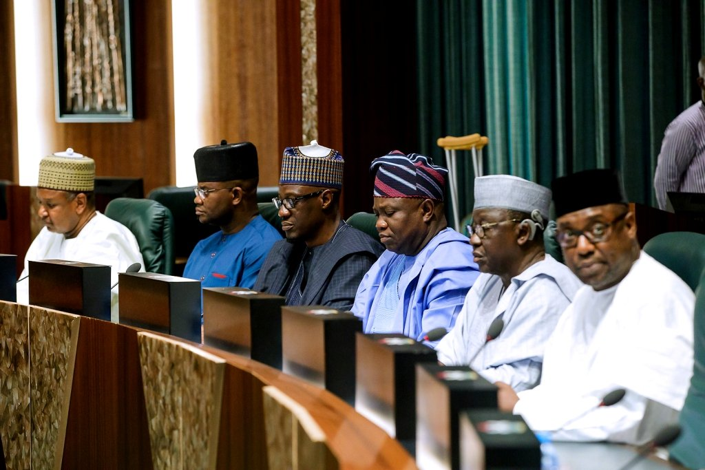 Meeting between Buhari, APC governors ends in deadlock