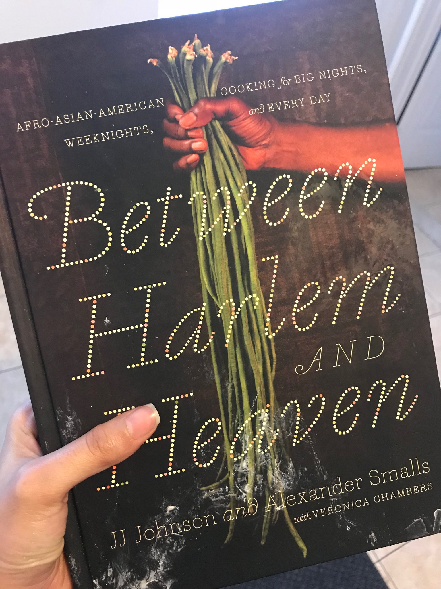 Loving these culinary inspirations! Big shout to the MAGNIFICENT @smallsalexander #BetweenHarlemandHeaven https://t.co/17O8mEUEHp