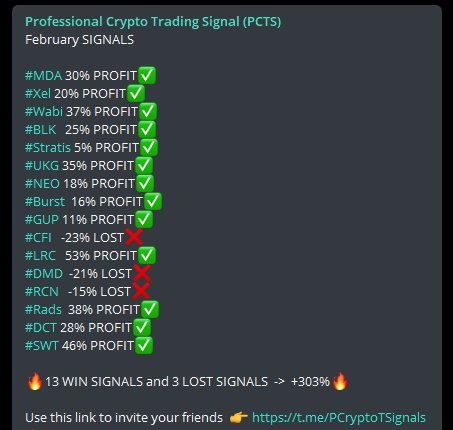 Wabi Cryptocurrency Trading Signals Telegram – GPS
