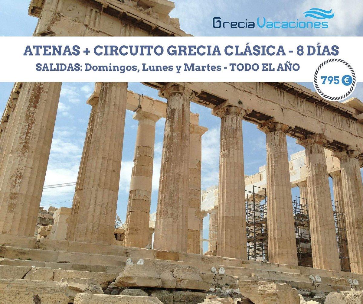 Circuito Grecia : Greciavacaciones hashtag on twitter