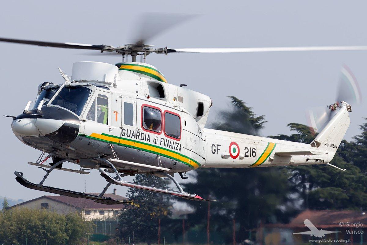 Elicottero Gdf : Gf elicottero della gdf a passo rolle tn u flickr