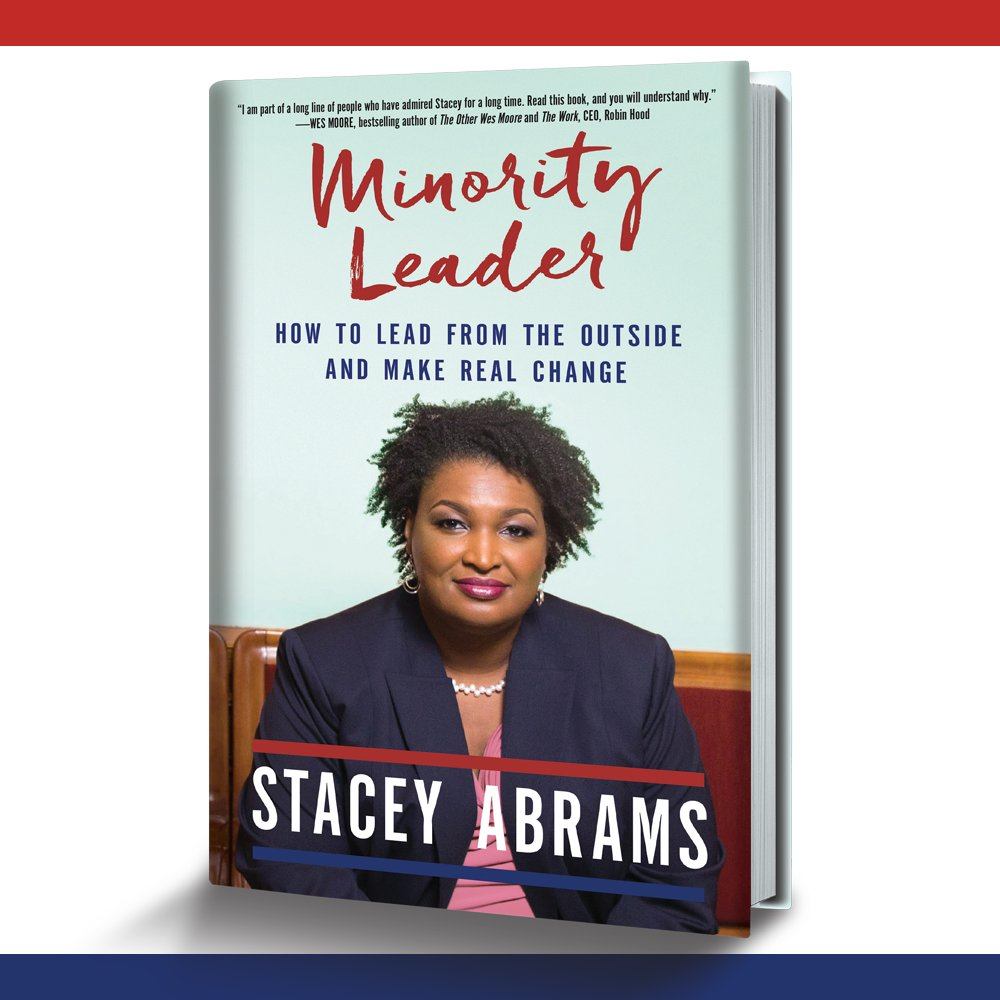 "I am proud to announce that my new book, ""Minority Leader: How to Lead from the Outside and Make Real Change"" – a blueprint for outsiders who seek to make a difference and effect change – will be released on April 24, 2018… http://minorityleaderbook.com.convey.pro/l/gVrQ3GG  by #Engagedprof via @c0nvey"