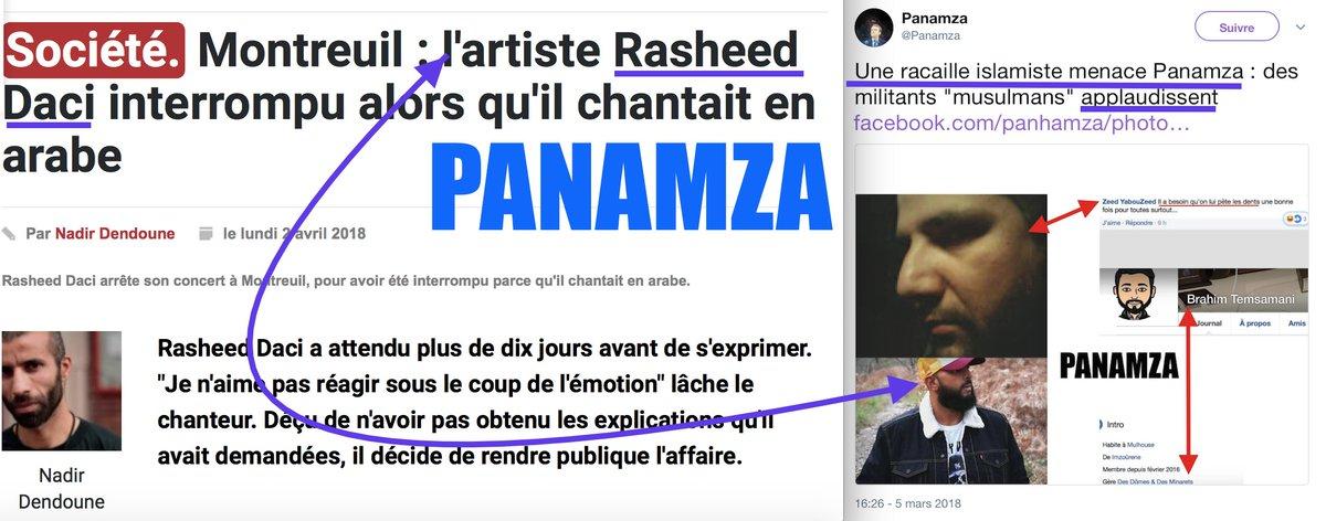 Rasheed Daci, le chanteur