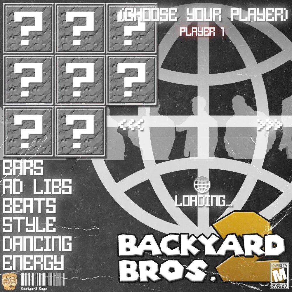 "Backyard Boyz backyard boyz on twitter: ""#backyardbros2 🎮🤫… """
