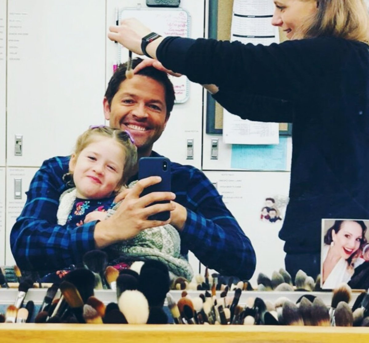 misha collins daily on Twitter