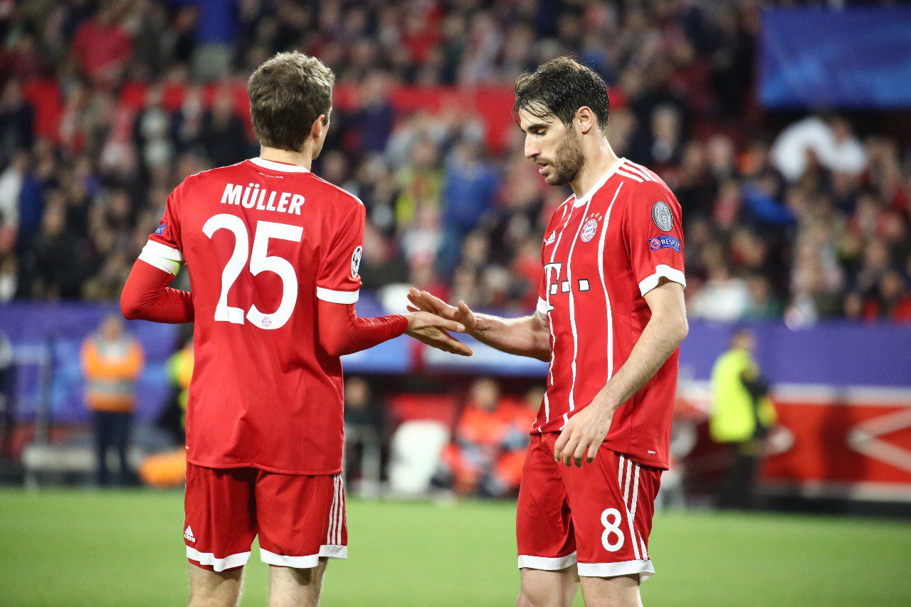 Sevilla vs Bayern Munich Highlights