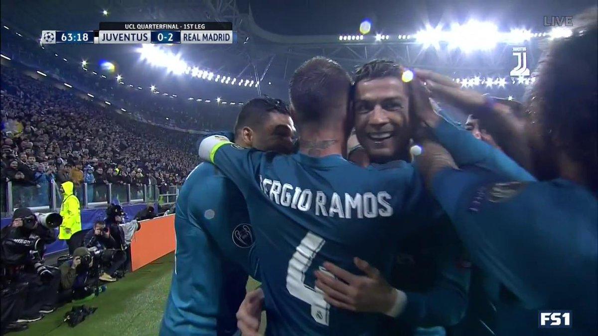 Take a bow, Cristiano Ronaldo! 😱😱😱