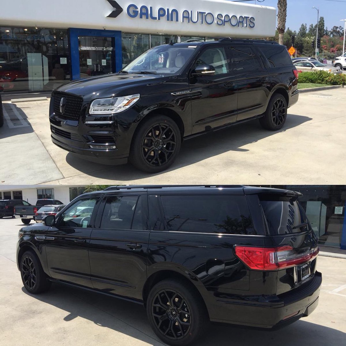 "Galpin Auto Sports On Twitter: ""2018 Lincoln Navigator"