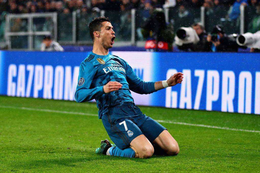 Cristiano Ronaldo Makes Champions League History With Goal Against