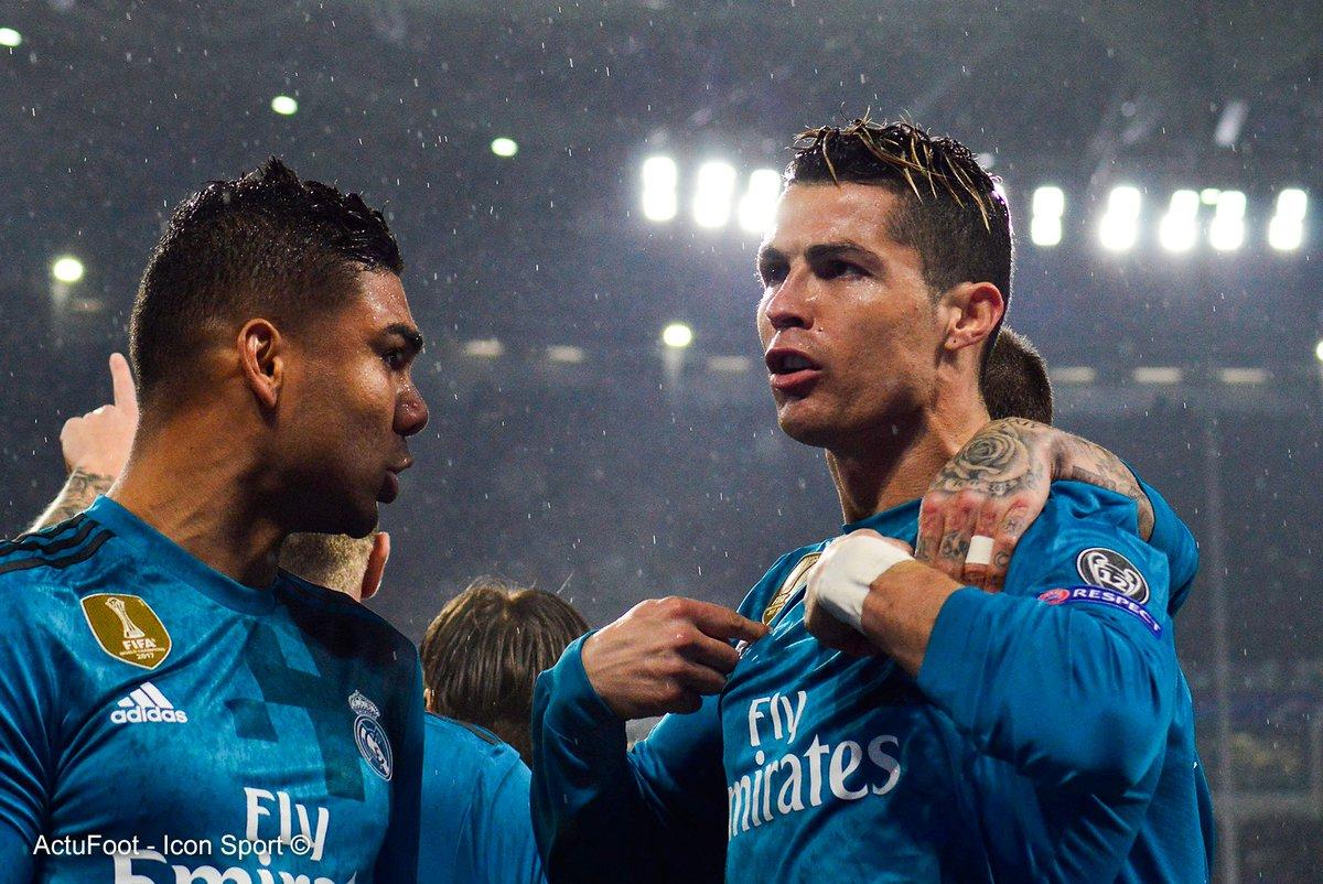 🔥 Forme de Cristiano Ronaldo en C1:  ⚽️⚽️ vs Bayern ⚽️⚽️⚽️ Bayern ⚽️⚽️⚽️ Atlético ✖️ Atlético  ⚽️⚽️ Juventus ⚽️⚽️ APOEL ⚽️⚽️ Dortmund ⚽️ Tottenham ⚽️ Tottenham ⚽️⚽️ APOEL ⚽️ Dortmund ⚽️⚽️ Paris ⚽️ Paris ⚽️⚽️ Juventus  Humain ? 🤔
