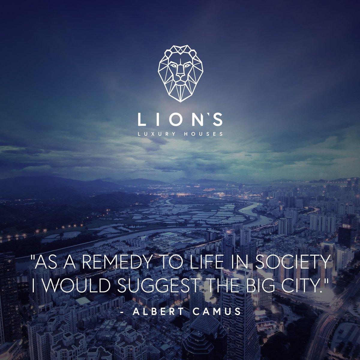 Big City Lion