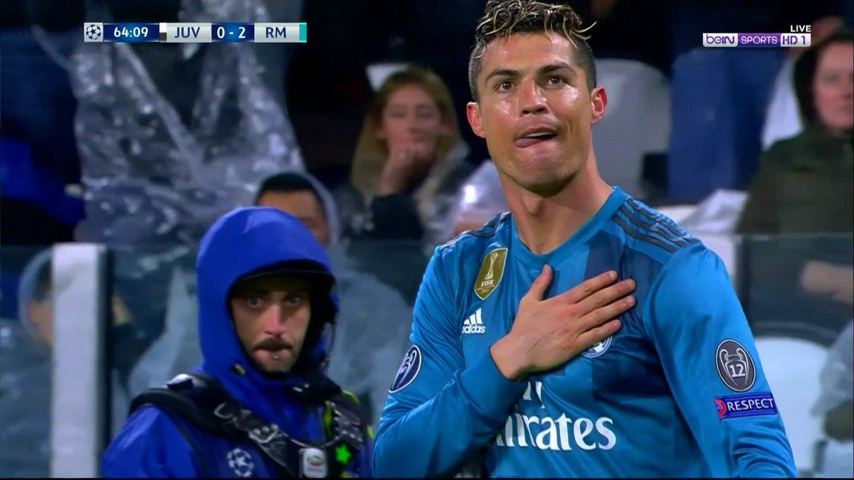 تعليق الرائع عصام الشوالي على قمة مباراة ريال مدريد 3 x يوفنتوس 0 دوري ابطال اوروبا موسم 2018 وهدف كرستيانو الخرافي 🔥😍  https://t.co/It7O6DLxGd