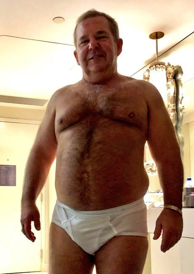 Excited naked old men — pic 9