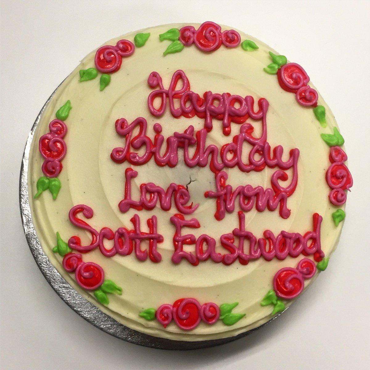 Melissa Nathoo On Twitter Last Year My Work Birthday Cake Was From