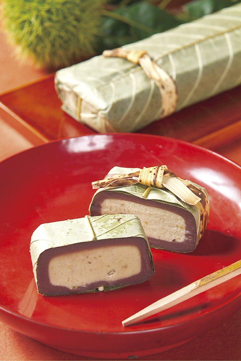 壱 くり たまには和菓子でお茶時間~恵那川上屋のくり壱~