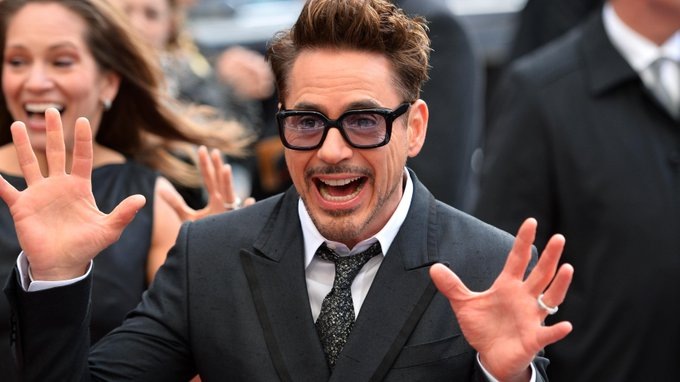 Happy Birthday to Robert Downey Jr.   About: