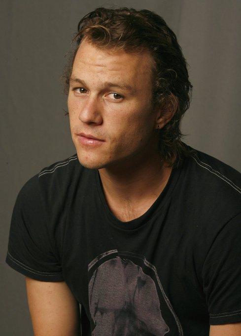 Happy birthday  The Legend Heath Ledger