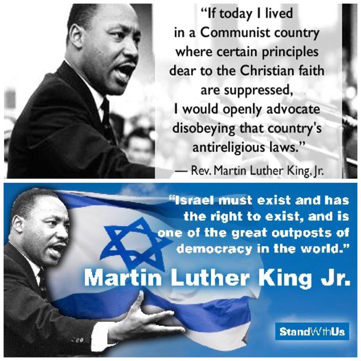 mlk beliefs