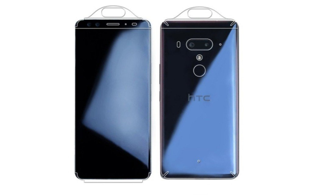 The HTC Flagship Smartphone U12+ Will Launch in May with These Specifications