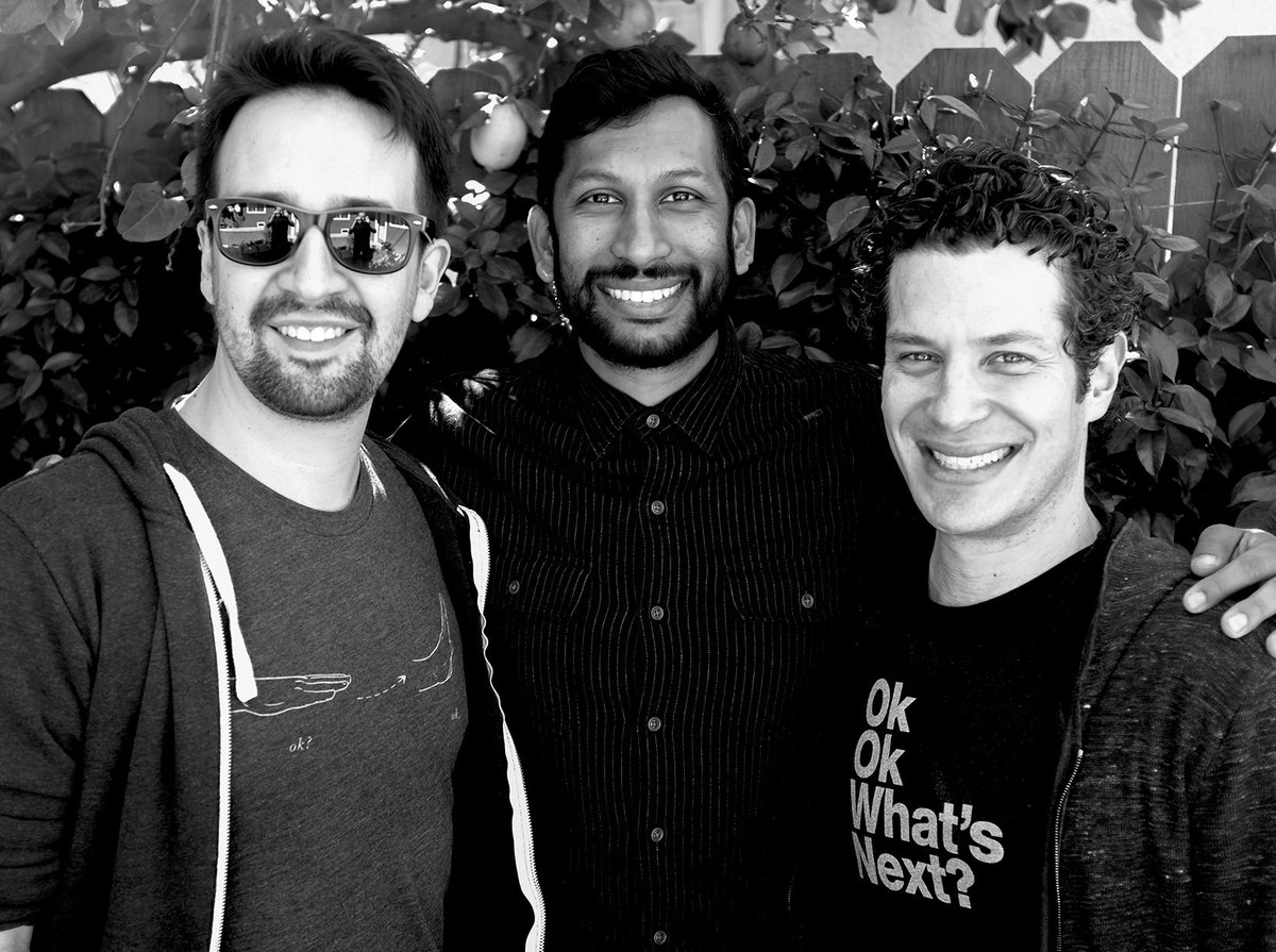 Its a WEST WING WEEKLY HAMILTON SPECIAL! With @Lin_Manuel and Tommy Kail. Listen to the episode here: thewestwingweekly.com/hamilton