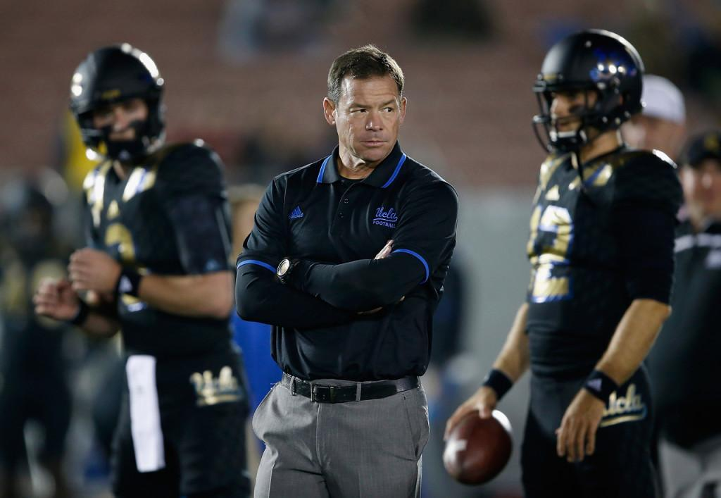 Draft tracker  What in the world is Jim Mora doing to Josh Rosen  A 1f2cf4629
