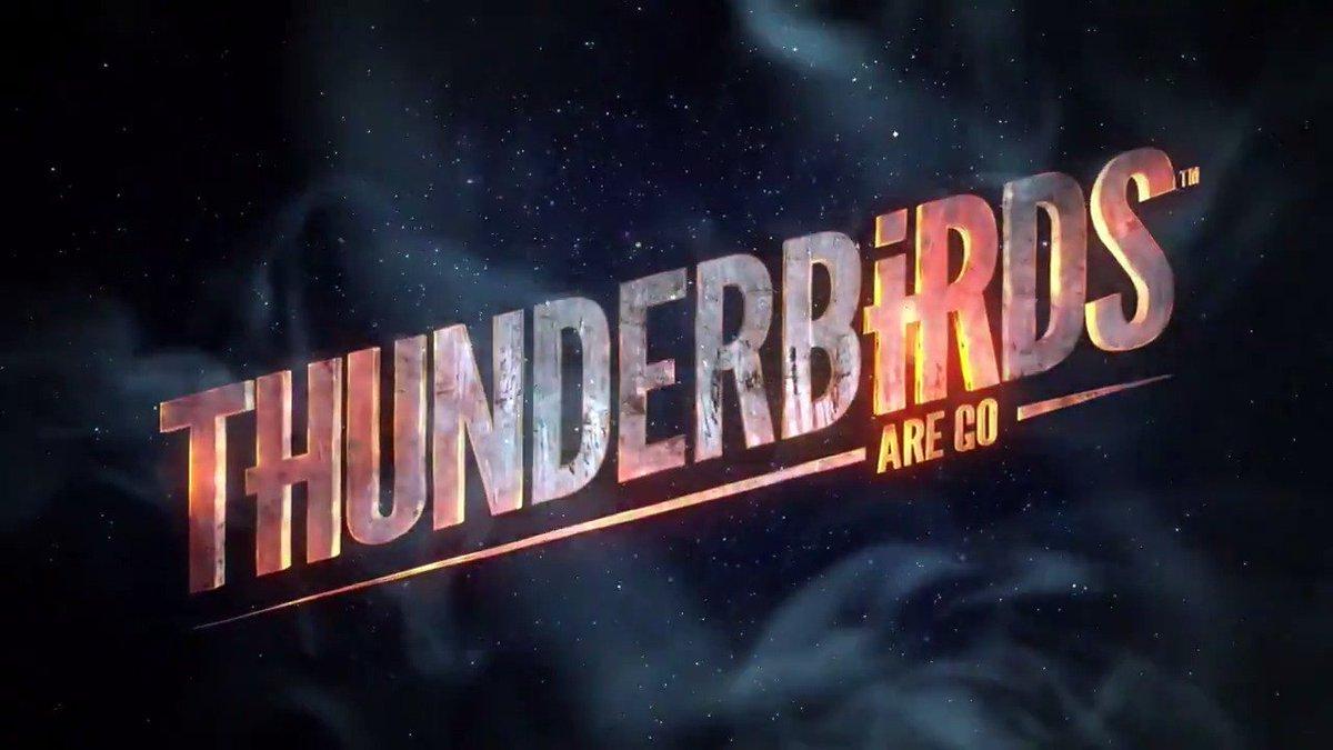 Thunderbirds Are Go on Twitter: