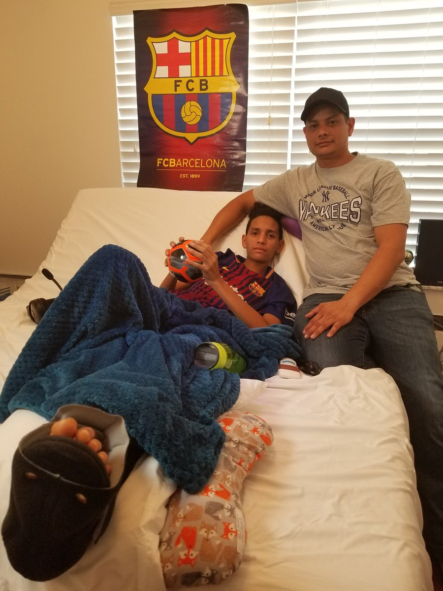 He's the Parkland shooting survivor you have not seen or heard from until now. Anthony Borges - 9 surgeries later - is finally home from the hospital. He's the hero who held the door taking 5 bullets but saving all inside his classroom.  exclusive 830am.