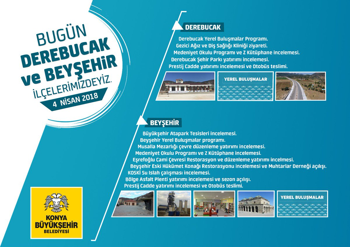 Konya Büyükşehir Belediyesi ?? on Twitter: