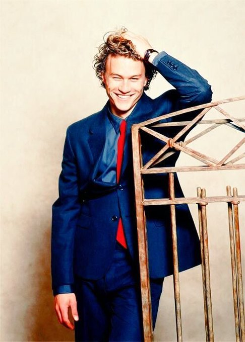 Happy Birthday Heath ledger.. Best villain in this world This World missing you!