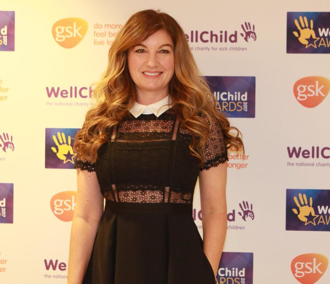 Happy birthday to WellChild Ambassador A huge thank you for your continued support.