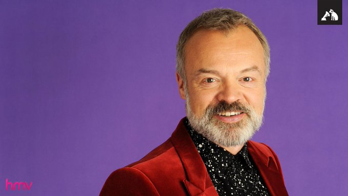 Happy Birthday Graham Norton!