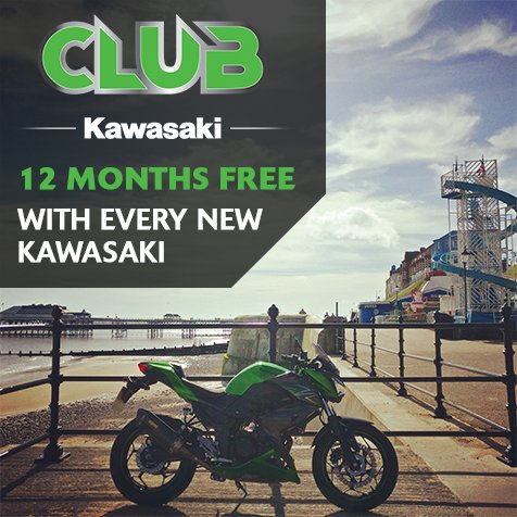 Kawasaki UK on Twitter: