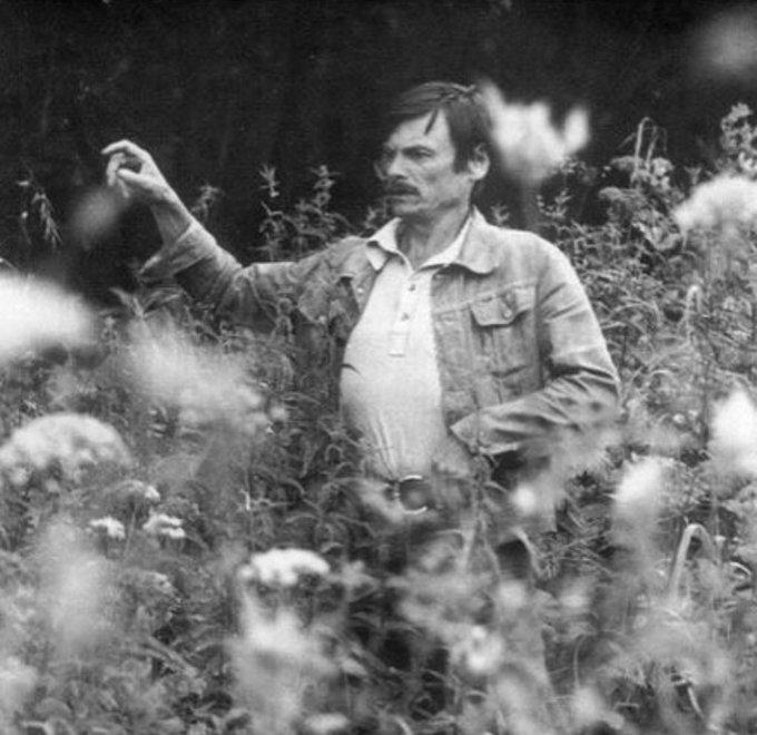 Happy birthday, Andrei Tarkovsky.