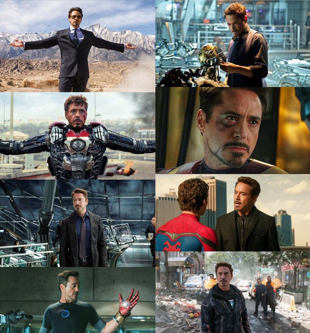 2008-2018 Robert Downey Jr.   happy birthday