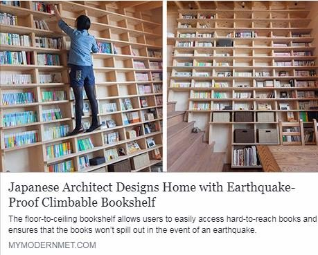 Tuttle Publishing On Twitter Earthquake Proof Bookshelves Do You Think They Work Would Build Some Tco R1zGutq0lY Tuttlepublishing Book