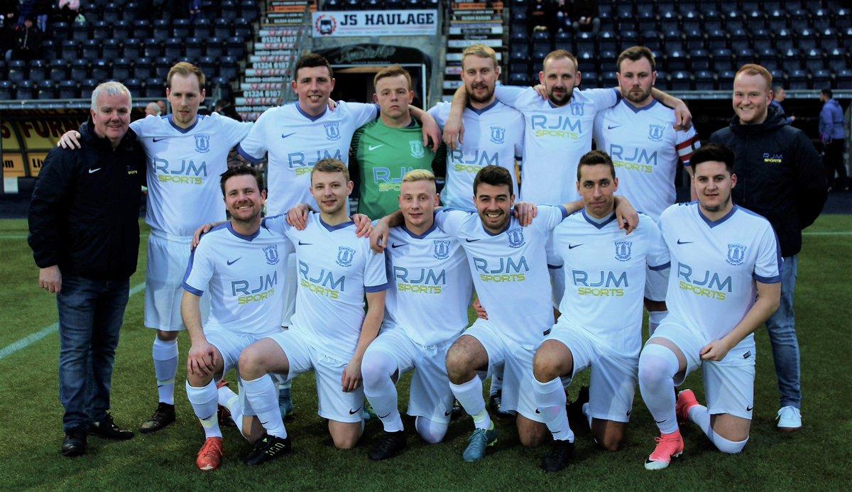 East of scotland amateur football